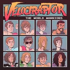 Velociraptor – Velociraptor
